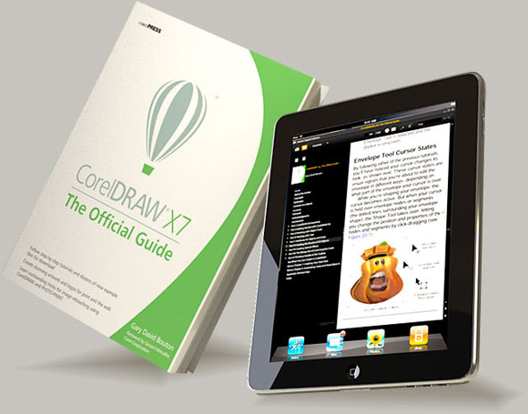 CorelDraw X7 The Official Guide book and ebook